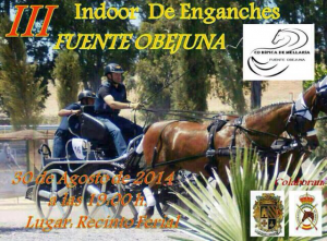 cartel indoor fuente obejuna